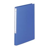パンチレスファイル F-368-9 B4S 藍