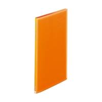 クリヤーブック20P G3101-4 A4S オレンジ