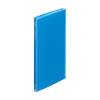 クリヤーブック20P G3101-8 A4S ブルー