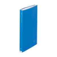クリヤーブック40P G3102-8 A4S ブルー
