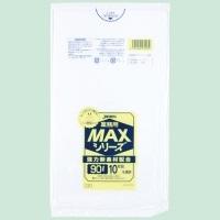 MAXゴミ袋 S-93 半透明 90L 10枚