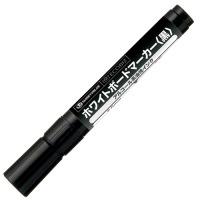 ホワイトボードマーカー中字黒 H006J-BK