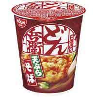 タテ型どん兵衛天ぷらそば 20食入