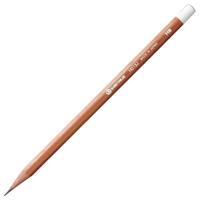 消ゴム付鉛筆 H013J-HB-12P