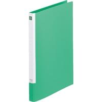 レターファイル スライドイン 397N A4S 緑