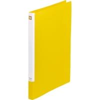 レターファイル スライドイン 397N A4S 黄