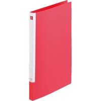 レターファイル スライドイン 397N A4S 赤