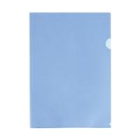 クリヤーホルダー G6100-20 A4 青 100枚