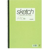 スケッチブック 画用紙 A4 厚口 SK610