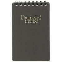 ダイヤメモ 19002-011 M 黒
