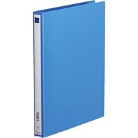 リングファイル 611 A4S 27mm 青
