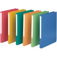 スーパーパンチレスファイル A4S 赤 10冊