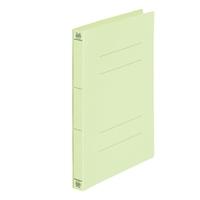 フラットファイル 021NW A4S 緑 10冊