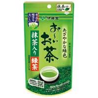 おーいお茶 抹茶入り緑茶 100g/袋