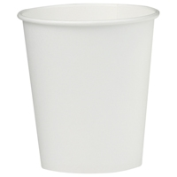 ホワイト紙カップ 7オンス2400個 N022J-7-P