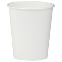 ホワイト紙カップ 5オンス 100個 N022J-5