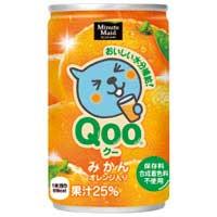 Qoo みかん 160g/30缶