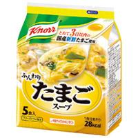 クノール ふんわりたまごスープ5P/1袋