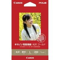 写真紙 光沢ゴールド GL-101L200 L 200枚