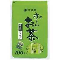 おーいお茶 緑茶ティーバッグ 100P/袋