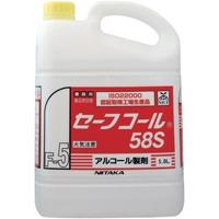 アルコール製剤 セーフコール 5L/SW9880270