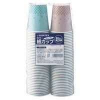 カラー紙カップST柄 7oz2400個 N030J-7C-P