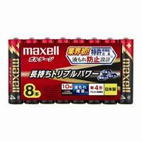 アルカリ乾電池 単4 LR03(T)8P 8本