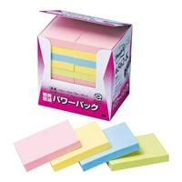 Post-it 再生紙経費削減 6562-K 混色