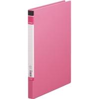 貼り表紙ZファイルBF 568BF A4S ピンク