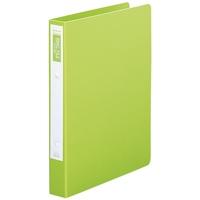 リング式ファイル D030J-LG ライトグリーン