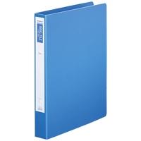 リング式ファイル D030J-BL ブルー