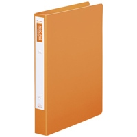 リング式ファイル D030J-OR オレンジ