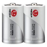 ◆アルカリ乾電池 単1×10本 N121J-2P-5