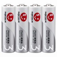 アルカリ乾電池 単3×40本 N123J-4P-10