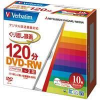 DVDRW10枚VHW12NP10V1