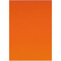 カラー工作用紙 20枚入 橙