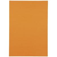 色画用紙 8ツ切10枚 オレンジ P148J-4