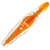 修正テープ ホワイパーパル WH-034 橙