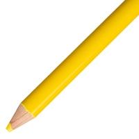 色鉛筆 単色 12本入 1500-03 黄色