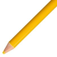 色鉛筆 単色 12本入 1500-04 山吹