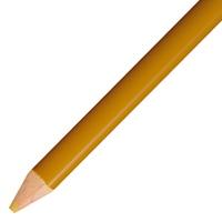 色鉛筆 単色 12本入 1500-05 黄土