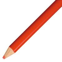 色鉛筆 単色 12本入 1500-26 朱