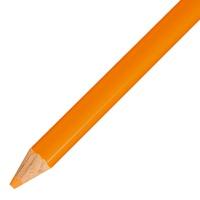 色鉛筆 単色 12本入 1500-28 橙