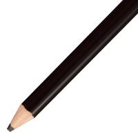 色鉛筆 単色 12本入 1500-33 黒