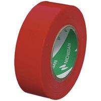 ビニールテープ VT-19 19mm×10m 赤