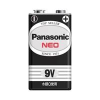 マンガン乾電池 ネオ黒 9V 6F22NB/1S 10個