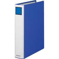 ニュードッチファイル 1274N A4S 40mm 青