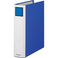 ニュードッチファイル 1275N A4S 50mm 青