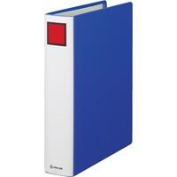 スーパードッチファイル 1475 A4S 50mm 青