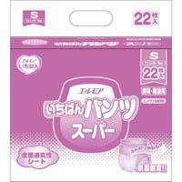 ▲いちばんパンツスーパーS 22枚×6P